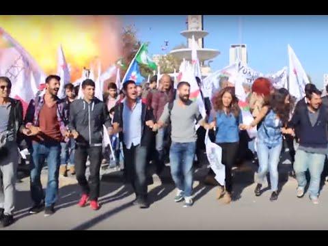Ankara Patlama Anı Barış Mitingi