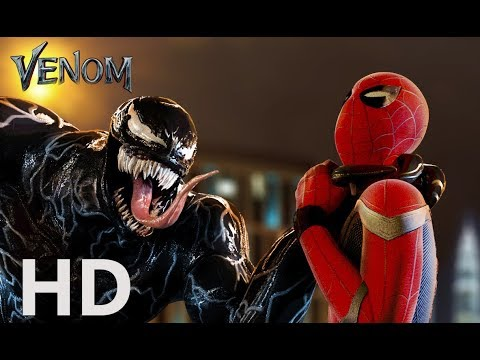 VENOM vs Spider-man - EPIC Fight Scene (2018) - Tom Hardy vs Tom Holland thumbnail