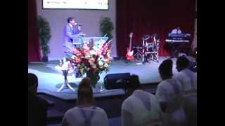 Tefera Negash - Amazing Live Worship @ Ethiopian Evangelical Church of Edmonton, Canada