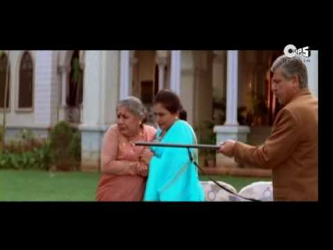 Kunwara -  Johnny Lever in a Comic Scene - Govinda & Urmila - HQ - Official