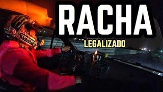PRIMEIRO RACHA DO GOLZINHO