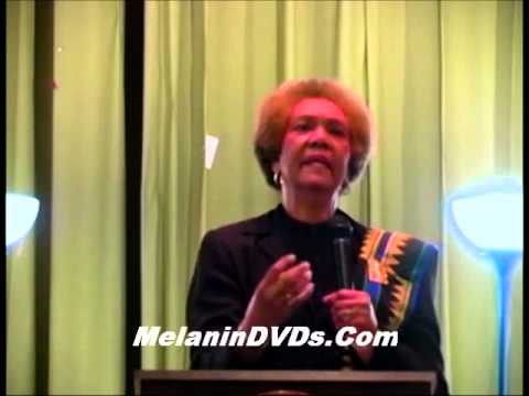 Noose, Swastika And Burning Cross   Dr  Frances Cress Welsing video