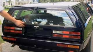 Kult - Aston Martin Lagonda Shooting Brake | Motor mobil