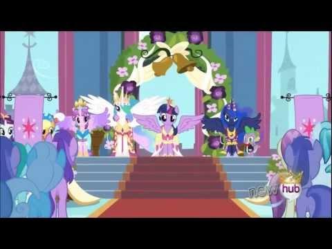 Princess Twilight Sparkle's Coronation - Magical Mystery Cure