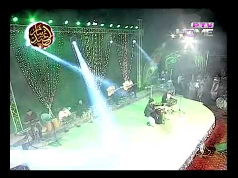 Aao to kabhi by Attaullah Khan Esakhelvi live with Natasha Hussain...