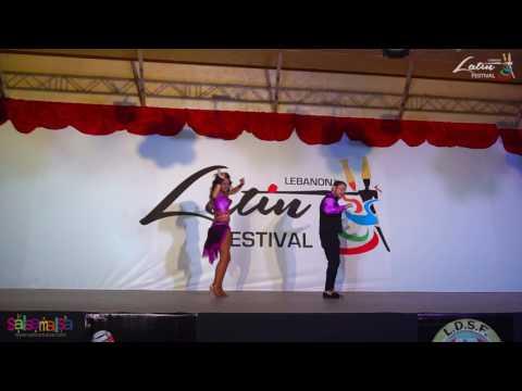 Yamativo Show | Lebanon Latin Festival 2016