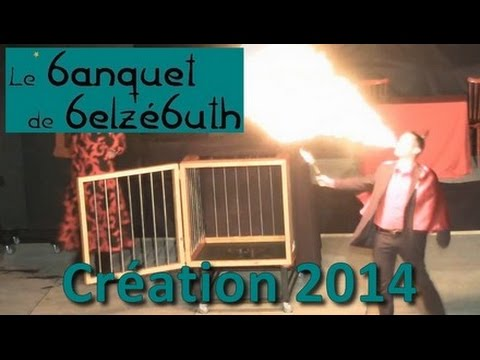 Vidéos du spectacle 2014 - Le Banquet de BelzéButh