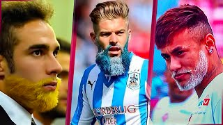 Footballers With Finest Beards