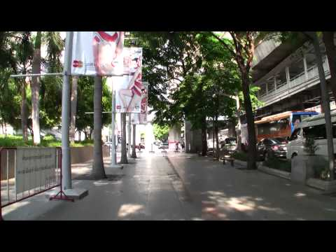 CAN YOU WALK?  – from Siam Paragon to Central World Bangkok city 2012 – HD