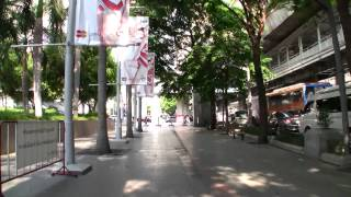 CAN YOU WALK?  - from Siam Paragon to Central World Bangkok city 2012 - HD