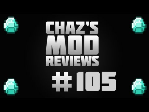 Chaz's Minecraft Mod Reviews - Grenades Plus Mod! Explosive!