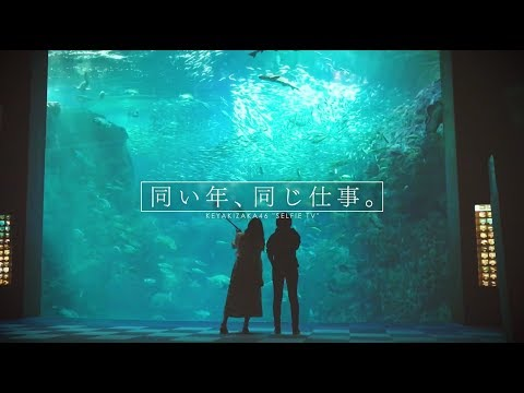 欅坂46 平手友梨奈×柿崎芽実 <自撮りTV>