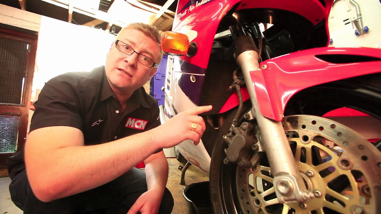 How To Fit Performance Brake Lines Youtube