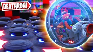 This Fortnite Lava Deathrun Map is a Must Play! *Best Map* (Fortnite Creative Mode Parkour)