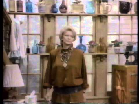 Ellen Burstyn Show 1st - September 1986 - Megan Mullally & Elaine Stritch