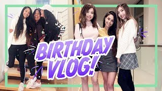 MY BIRTHDAY PARTY FT. PEOPLE :D - ValkyVlogs