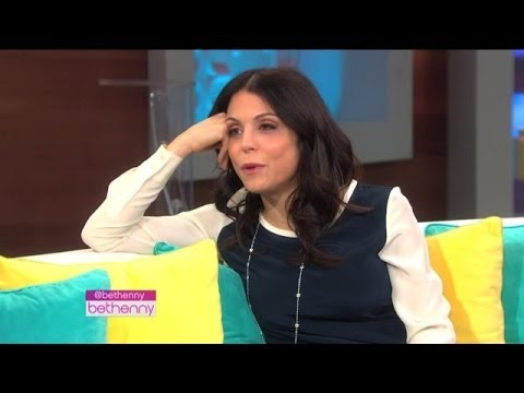 Bethenny Talks About Taking a Break