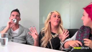 The Geordie Shore cast talk Series 4 and impersonate TOWIE - watch