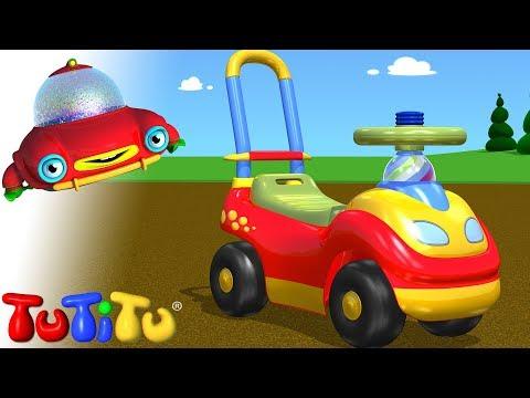 TuTiTu Toys | Ride-on Toy