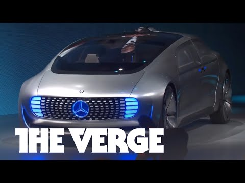 Watch Mercedes-Benz's CES 2015 press conference in 6 minutes — CES 2015