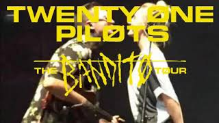 twenty one pilots: Can't Help Falling In Love With You (Bandito Tour Version)