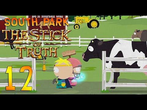 South Park Stick of Truth -12- HIIIIIIII-DEY HO!