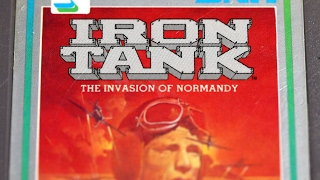Classic Game Room - IRON TANK review for NES