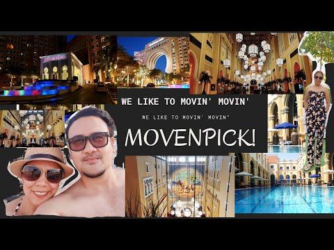 Our Movenpick Hotel Stay!   Authentic Arabian Style Hotel   Ibn Battuta Gate Dubai