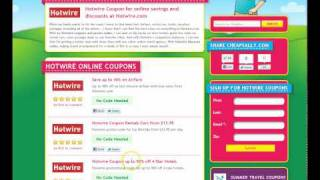 How to use Hotwire Promo Codes