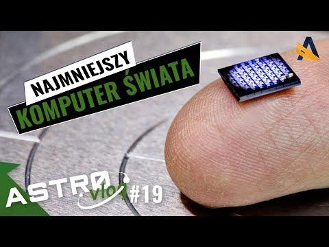 Najmniejszy Komputer świata - AstroVlog #19