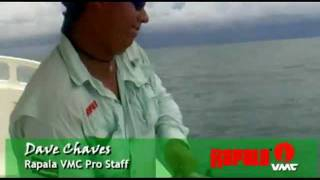 Dave Chaves Rapala VMC Pro Staff - Deep Jigging -  Bajo Negro, Costa Rica