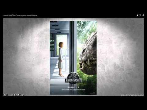 Jurassic World Trailer Rev 13 Beast Illuminati Freemason Symbolism. video