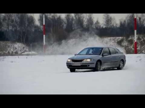 Renault Laguna 2 1.9 dCi - poślizgi