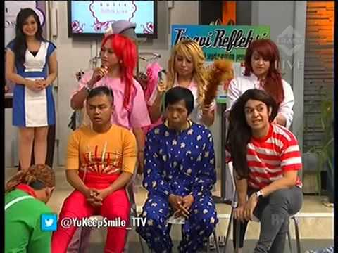 Nonton Video Yuk Keep Smile YKS Goyang Cesar Bikin Seneng