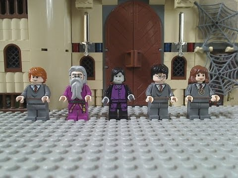 LEGO Potter Puppet Pals: The Mysterious Ticking Noise