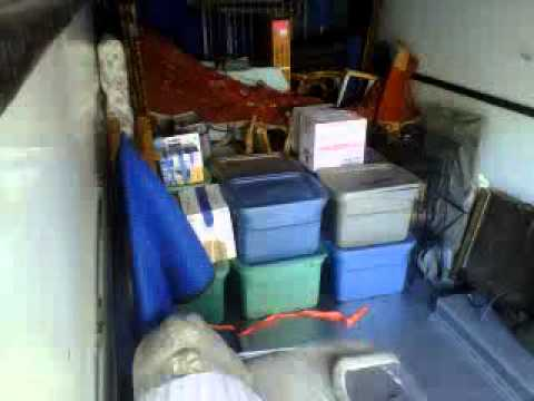 Packing and Loading A Moving Truck  YouTube