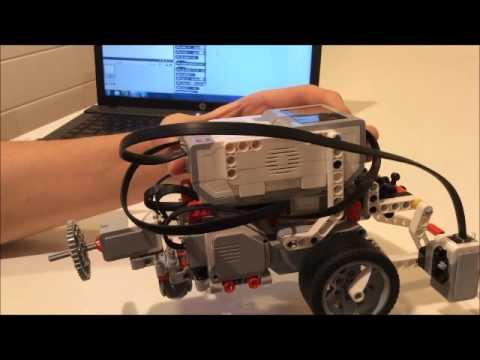 Programando LEGO® Mindstorms® EV3 Con ScratchX