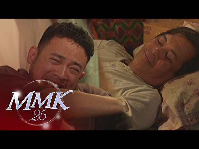 MMK: Patricio apologizes to George for failing to be a father to him