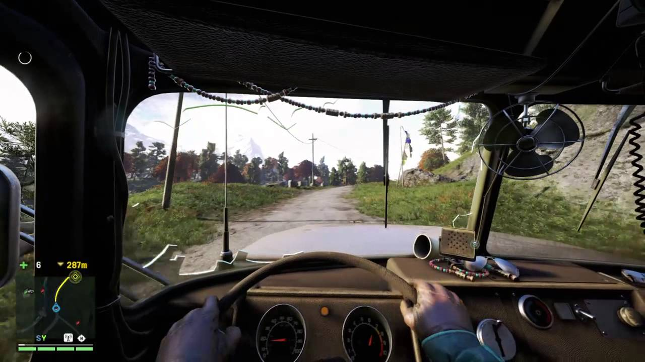 far cry 5 how to loot trucks