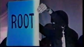 TISM - ROOT live 1986