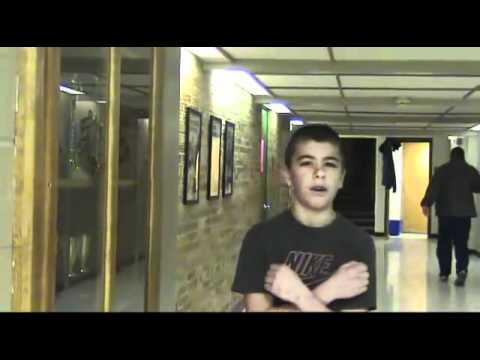 "Green Lake High School  ""Thriller"" Lip Dub 2011"