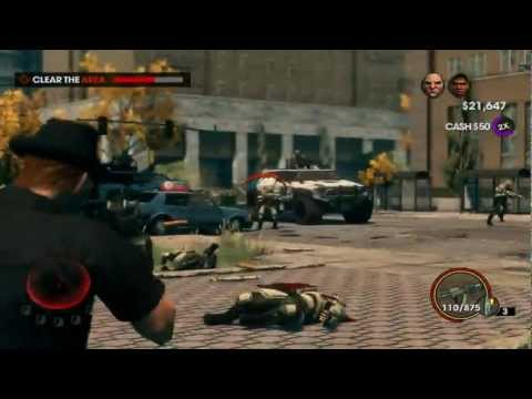 Saints Row The Third: Three Way - Killing Killbane + Ending