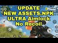 NO BANNED SAFE-Assets.npk-Ultra Aimlock & No Recoil 17 September 2018   Rules Of Survival