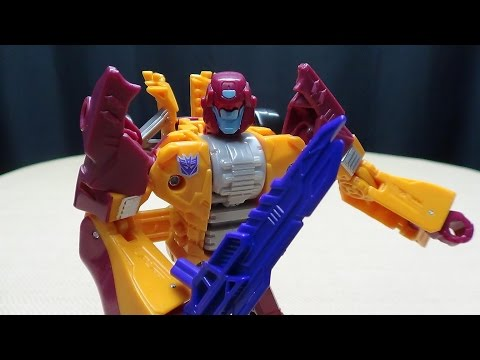 Generations Combiner Wars DRAGSTRIP: EmGo's Transformers Reviews N' Stuff