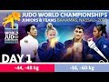 World Judo Championship Juniors 2018: Day 1