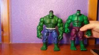 Custom Marvel Legends Review - Marvel Legends - Incredible Hulk