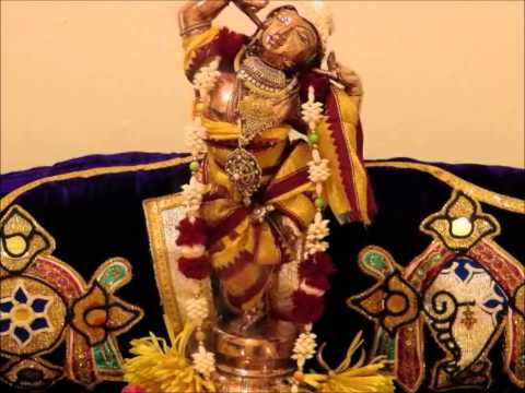 Carnatic Composition on Sri Krishna - Swagatham Krishna (Instrumental...