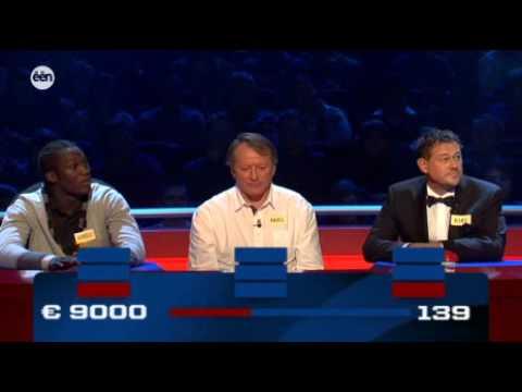 Romelu Lukaku, Ariel Jacobs en Bart De Pauw in De pappenheimers