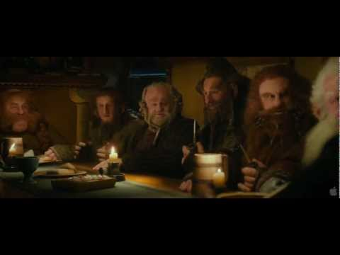 El Hobbit: Un Viaje Inesperado - Trailer 2 subtitulado en español y en Full HD