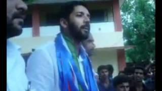 K S U Campaign led by Shafi Parambil  ___iycksd___